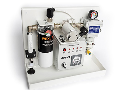 Fuel Polishing Systems