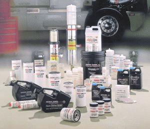 Les équipements divers pour pièces et moteurs de bateau.