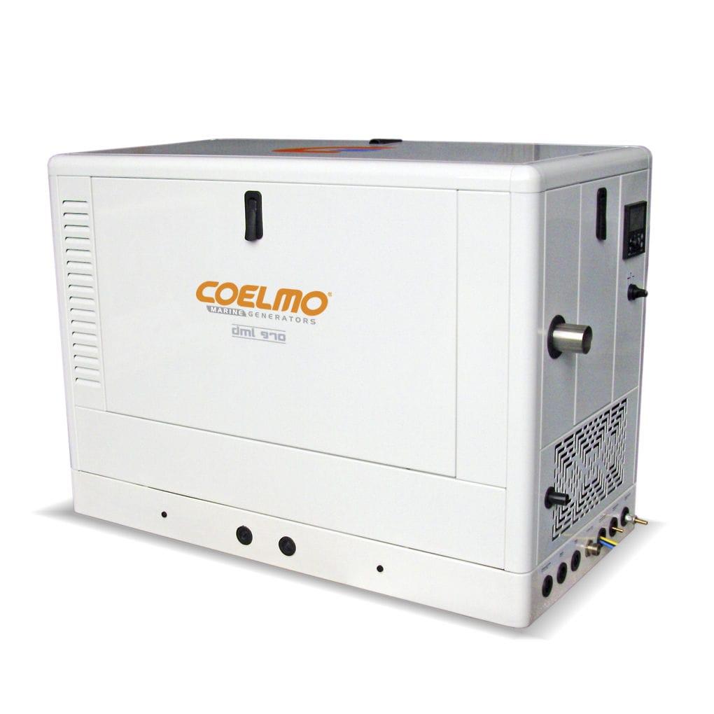 Groupes électrogènes COELMO